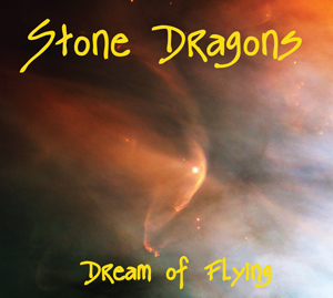 Photo: Dream of Flying CD cover